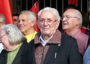 Cambiemos Murcia pide el apoyo del Ayuntamiento para conmemorar los 100 años del nacimiento de Marcelino Camacho