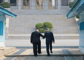Corea del Norte habla de una «desnuclearización completa» como resultado de la cumbre