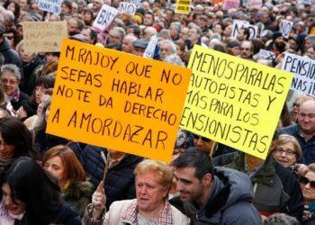 Unidos Podemos lleva al Congreso la modificación del Código Penal para que no se apliquen los tipos de terrorismo a las protestas ciudadanas