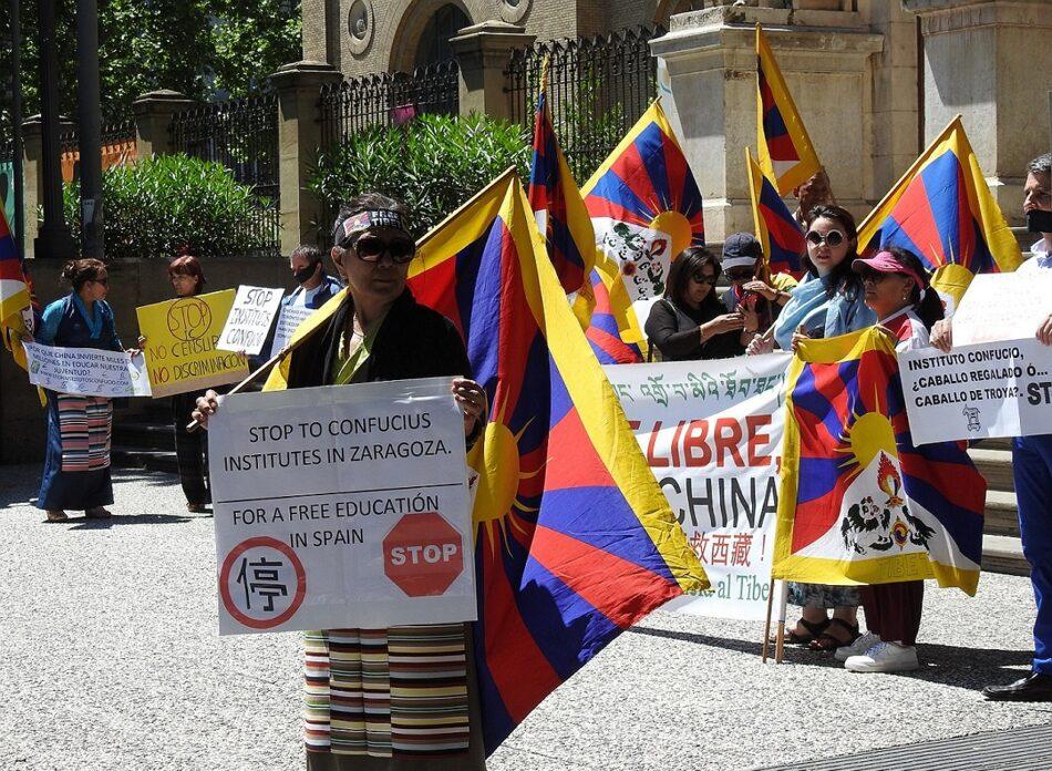 Stop Instituto Confucio alerta de los riesgos de la injerencia china en la educación pública de Castilla y León