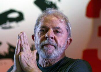 """IU rechaza que se encarcele a Lula da Silva y denuncia una operación con """"exclusivas razones políticas para impedir su victoria electoral»"""