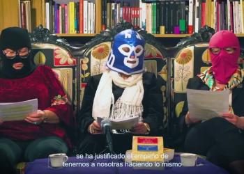 El colectivo de mujeres ENTRAREMOS pide la disolución de la Real Academia Española