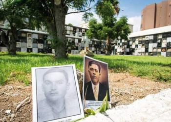 Fosa común del  cementerio de Las Palmas: «basta de trabas y mentiras»