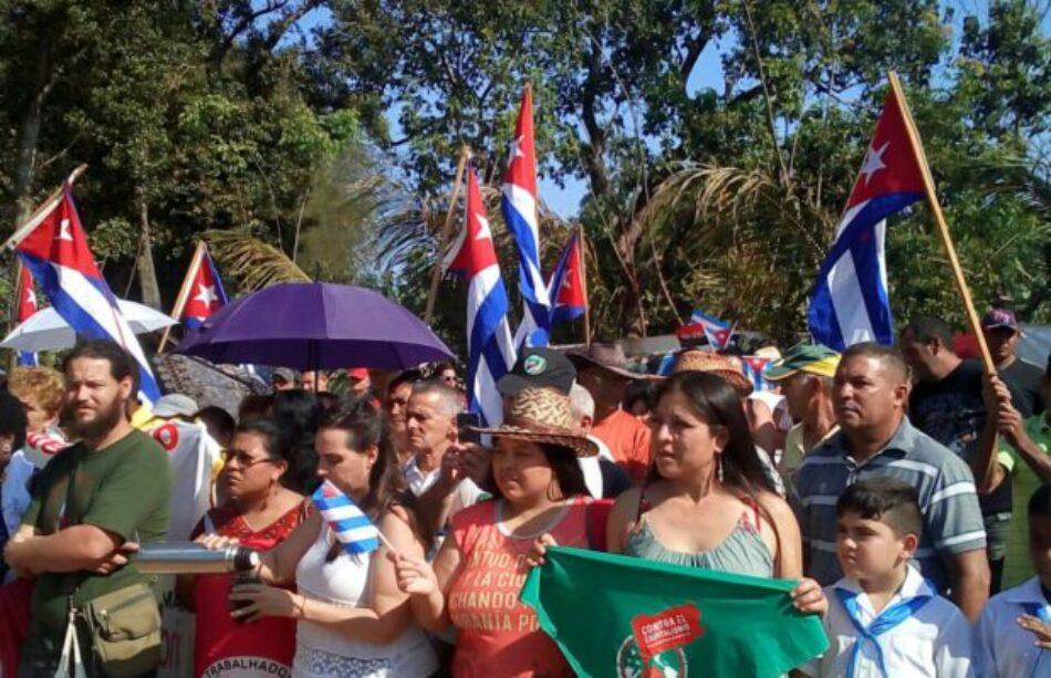 Cuba: El campesinado denuncia nueva maniobra para ocultar la realidad del pueblo cubano