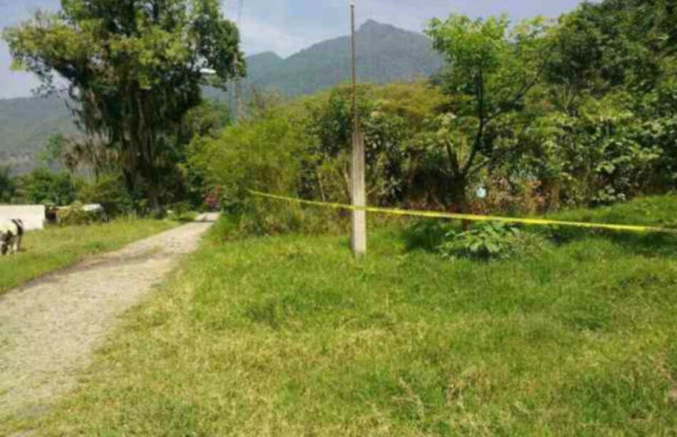 México. Hallan nuevas fosas clandestinas en Veracruz
