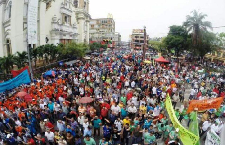Honduras. A 64 años de la gran huelga, ciudadanía sustituye al sindicalismo