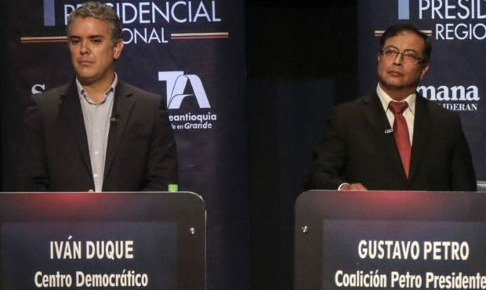 Colombia: En redes sociales denuncian fraude electoral en favor de Iván Duque