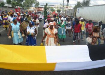 """Honduras: """"Vivimos bajo una presión insostenible"""" Miriam Miranda (Ofraneh)"""