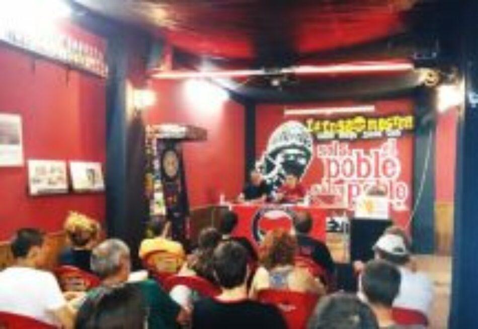 """CGT dóna suport al centre social antifeixista """"La Cosa Nostra"""" i crida al diàleg"""