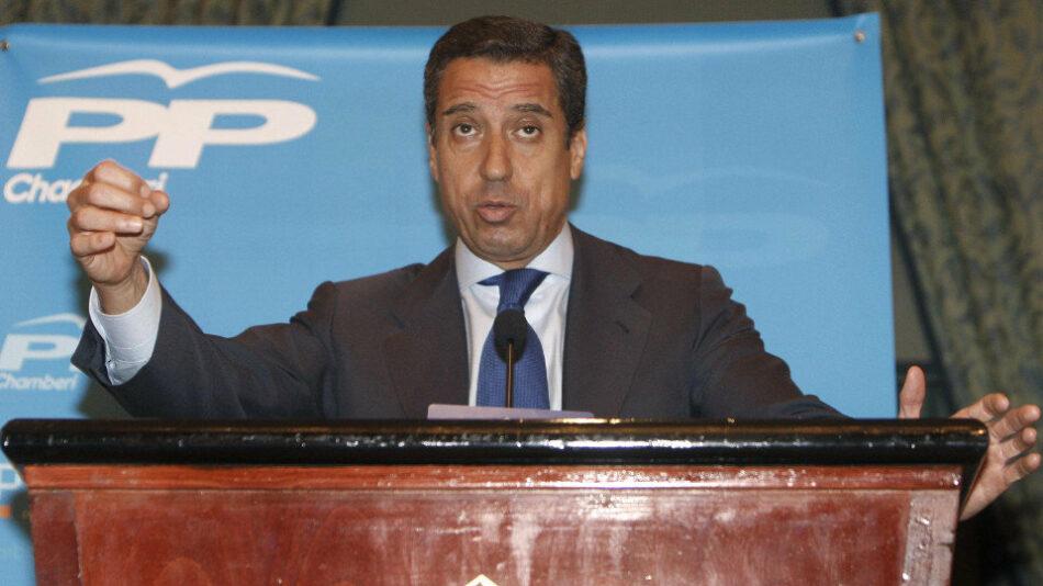 """Garzón y Peréz Garijo señalan que la detención de Zaplana """"pone en evidencia una vez más que no estamos ante casos aislados y que la corrupción del PP es generalizada"""""""