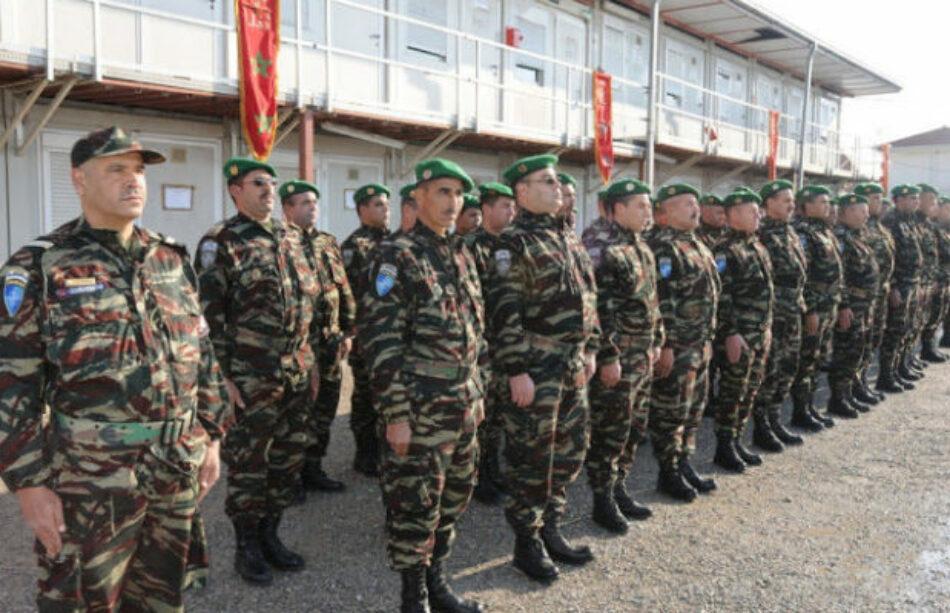 Marruecos envía tanques y tropas al sureste del Sahara Occidental en desafío a Polisario