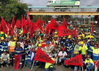 Panamá: La huelga de la Construcción sigue / Los obreros del SUNTRACS no se arrodillan ante la patronal