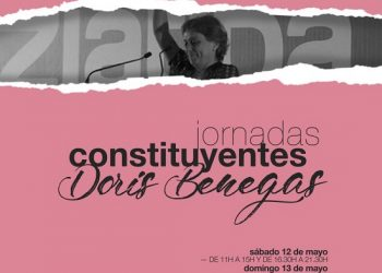 Jornadas Constituyentes Doris Benegas