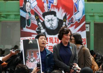 Seúl frustra una campaña de propaganda de desertores contra Pionyang