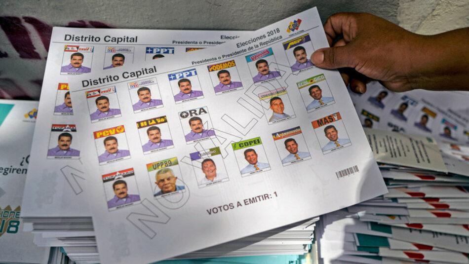 Las claves de las elecciones presidenciales en Venezuela