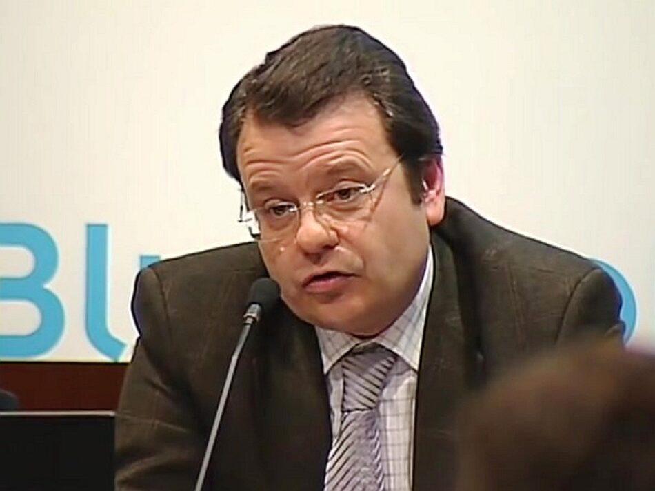 En Marea exige el cese del Director Xeral de Minas Ángel Bernardo Tahoces por actuar como un «comercial» de las empresas contaminantes
