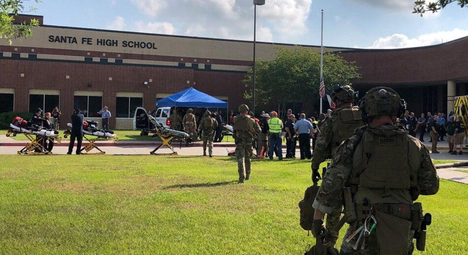 Dos tiroteos en centros escolares de Estados Unidos en menos de 24 horas