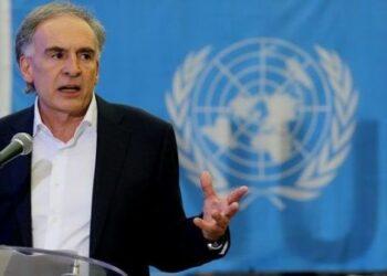 Jefe de misión de la ONU preocupado por salud de Santrich