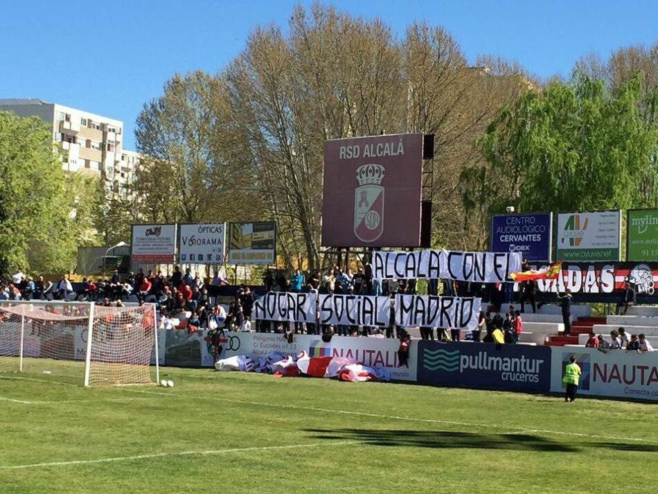 IU Alcalá de Henares exige el cumplimiento de la Ley antiviolencia