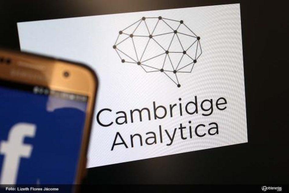 «Cambridge Analytica» no cierra, cambia de piel