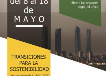 """Jornadas """"Transiciones para la Sostenibilidad"""". Del 8 al 18 de mayo"""