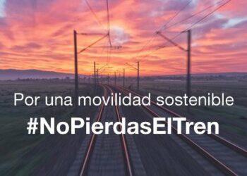 Carmen Molina vuelve a apostar por impulsar el ferrocarril en su análisis sobre las inversiones del Estado en infraestructuras
