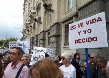 """Marta Ribas: """"Despenalitzar l'eutanàsia donarà llibertat a aquells que avui no la tenen"""""""