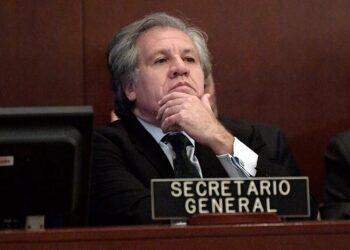 Luis Almagro exige nuevas elecciones trasparentes en Nicaragua