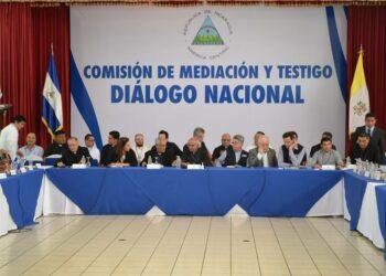Gobierno y oposición de Nicaragua acuerdan tregua por dos días