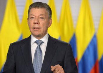 Santos anuncia la entrada de Colombia en la OTAN