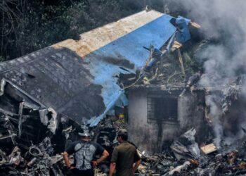 Accidente aéreo en Cuba: comienza el proceso de identificación de víctimas