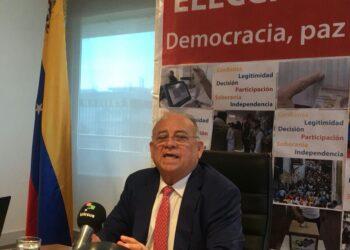 Embajador Isea: «venezolanos cuentan con plenas garantías  para elecciones del próximo 20 de mayo, tanto en Venezuela como en el exterior»