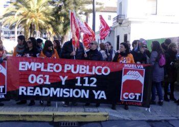 Dos nuevas actas de infracción de la inspección de trabajo contra la empresa Ferrovial por su gestión en el 112 de Andalucía