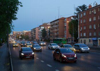 Madrid, entre las peores ciudades europeas en calidad del aire, según el ranking de movilidad sostenible de Greenpeace