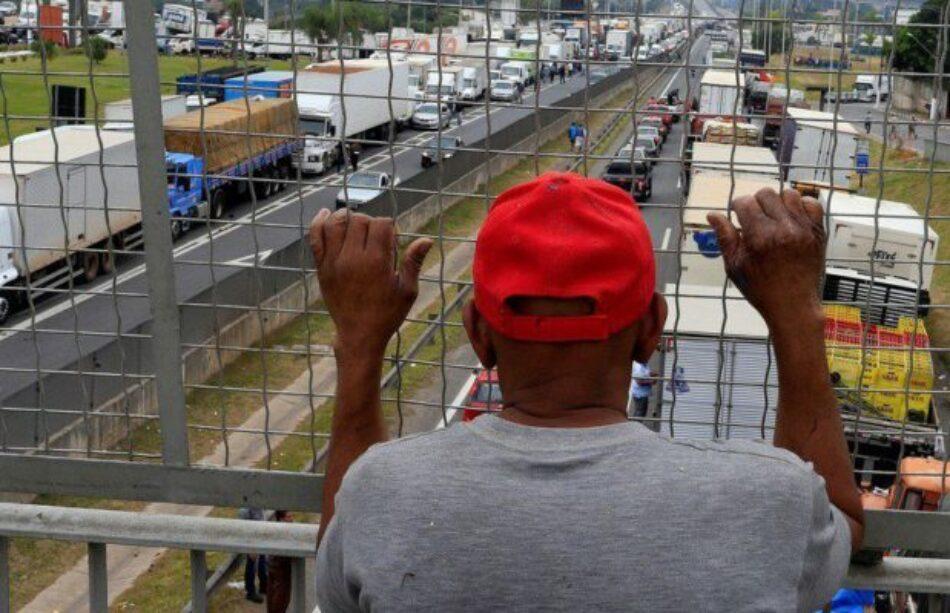Brasil: Temer anuncia nuevas medidas para terminar con huelga de camioneros