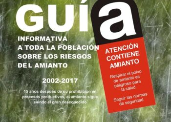 Presentació de la «Guia informativa sobre els riscos del Amiant» a Cerdanyola