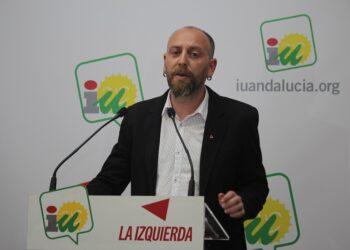 Ernesto Alba apunta que IU intentará consolidar la confluencia en Andalucía «lo antes posible»