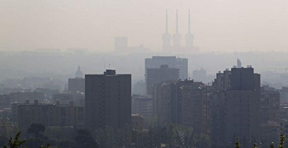 Europa da alas a la continuidad de la contaminación en España