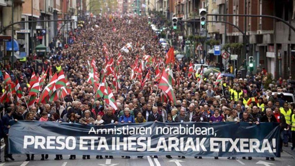 Movimiento Pro Amnistía y Contra la Represión: «están preparando las condiciones mediáticas para llevarnos a la cárcel»