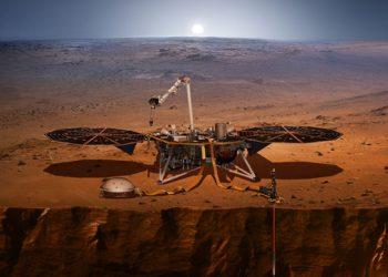 InSight, rumbo al corazón de Marte