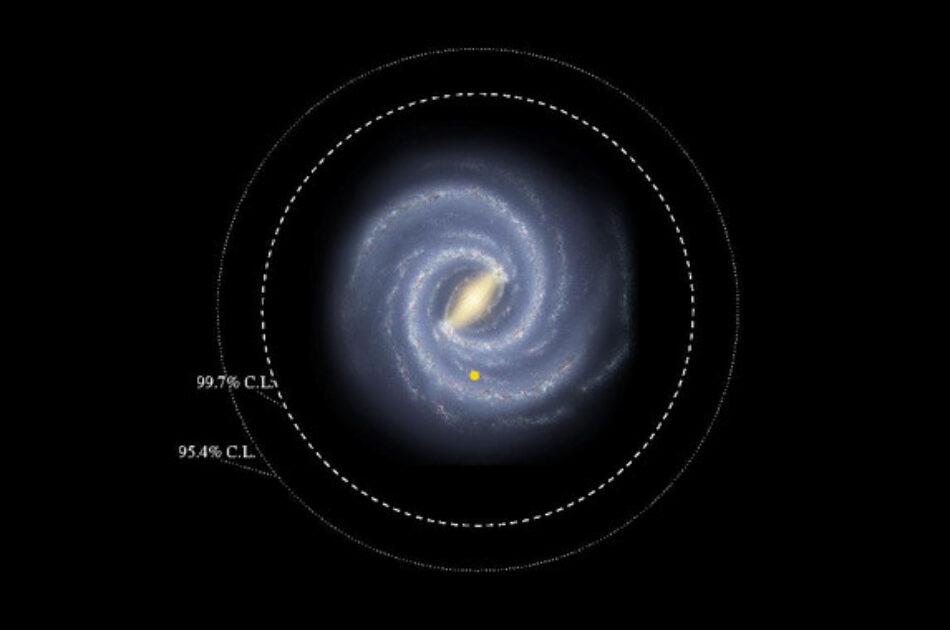 La Vía Láctea es más grande de lo que se pensaba