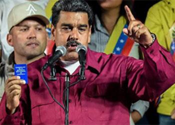 """Izquierda Unida felicita a Maduro por su victoria electoral y al pueblo venezolano por su """"participación democrática y cívica"""""""