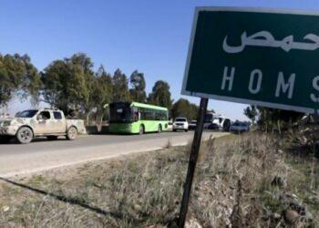 Ejército sirio toma el norte de la provincia de Homs y el sur de la de Hama sin lucha tras rendición de los terroristas
