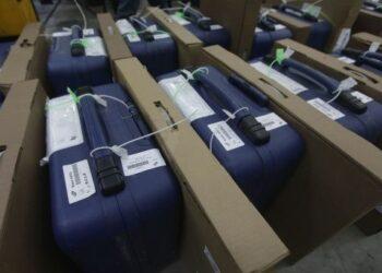 Material electoral está distribuido en toda Venezuela para comicios del 20M