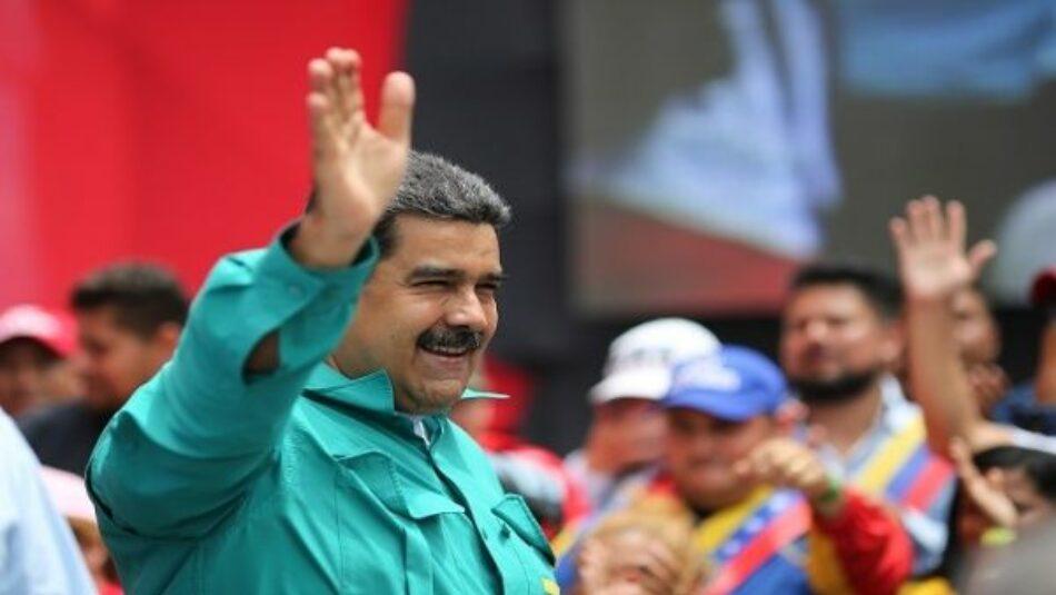 Nicolás Maduro gana las elecciones presidenciales en Venezuela