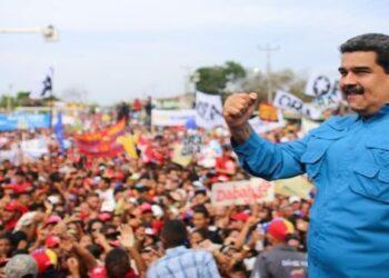 """Carlos Aznárez: """"La victoria volverá a alumbrar a Venezuela y Latinoamérica"""""""
