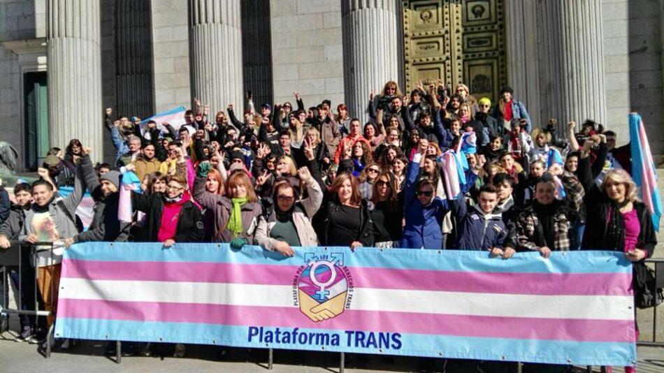 «Exigimos igualdad en el Día de la Visibilidad Trans»