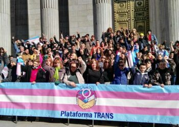La Plataforma Trans lamenta el suicidio de Thalia, adolescente trans de 17 años y expresa su condolencia a sus seres queridos