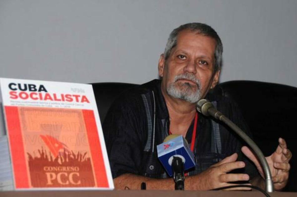 """Cuba: Enrique Ubieta: """"Tenemos que conservar y fortalecer la ideología revolucionaria"""""""