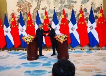 La República Dominicana rompe relaciones con Taiwán y gira su política internacional a China